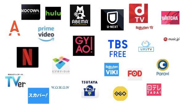 動画配信サービス 比較 韓国